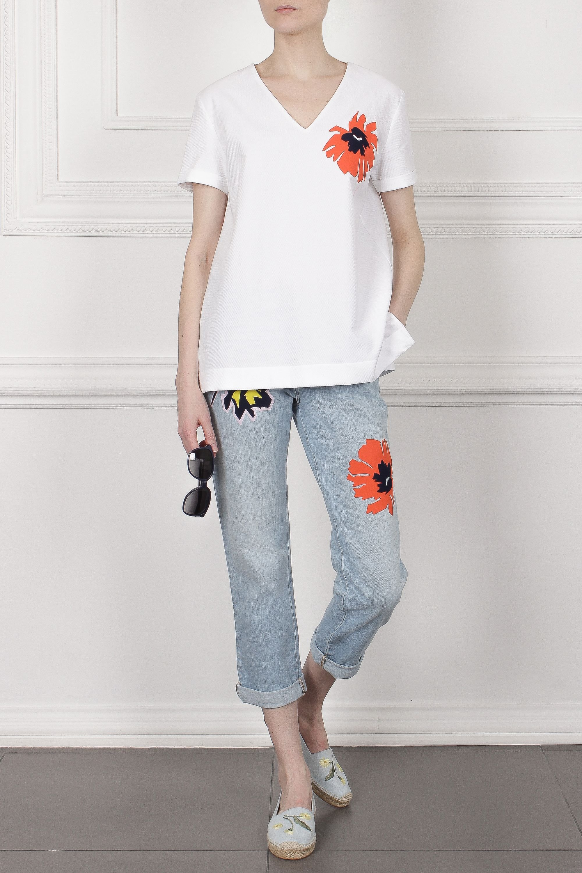 Топ Stella McCartney