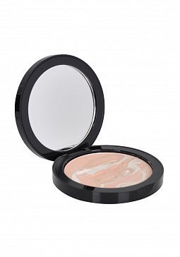 Пудра хайлайтер для лица Marbleized Rose Gold Powder 7,2 гр Edward Bess